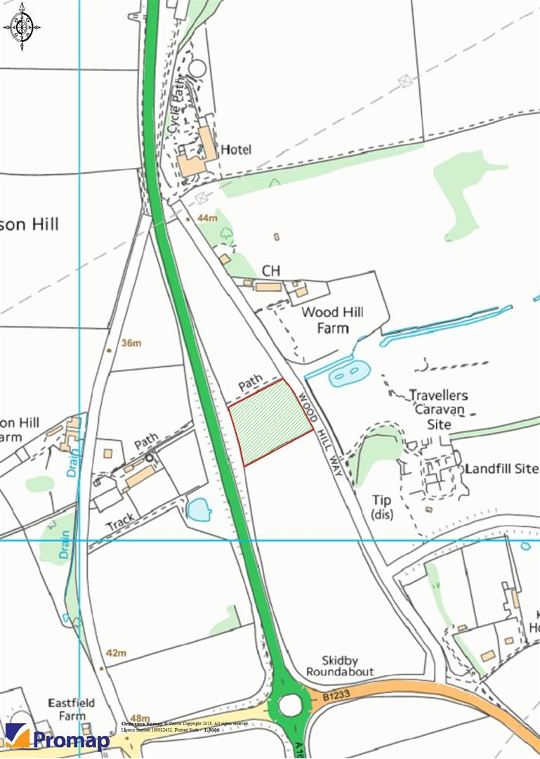 2.04 Acre Paddock Wood Hill Way, Cottingham, HU16 5SX